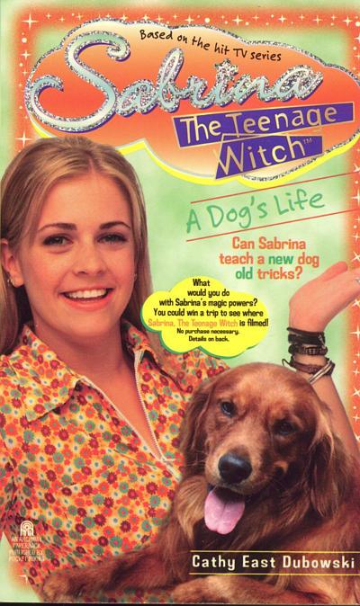 Sabrina die Teenage Witch macht Liebe, nachdem sie mit ihrer Katze gesprochen hat